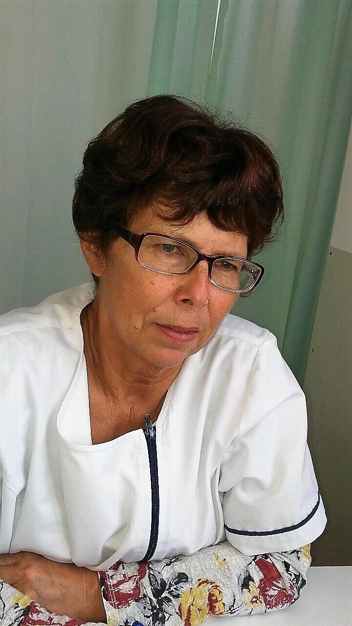 Dr. Lévai Mária - Foglalkozás-egészségügy, belgyógyászat, háziorvostan szakorvosa
